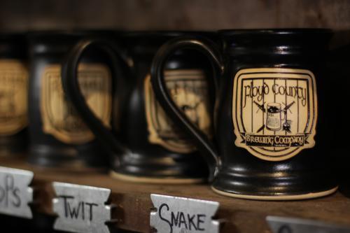 Floyd County Brewing Mugs