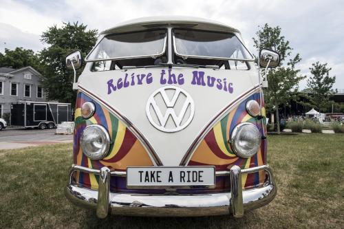 Relive The Music VW Bus