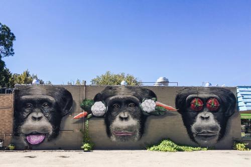 Jimmy Jenkins' mural