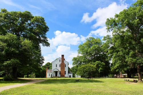 Historic Latta Plantation