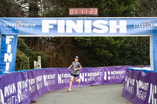 Huntersville Half Marathon & Holiday 5k