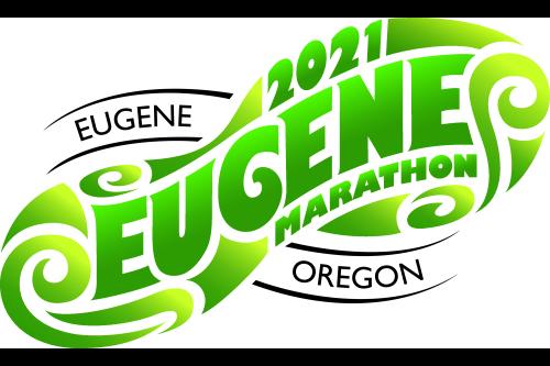 2021 Eugene Marathon Logo