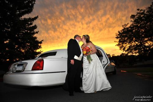 All Occasions Limo Wedding