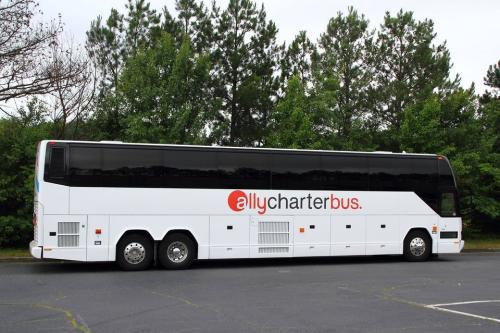 Ally Charter Bus