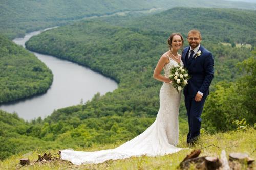 West Mountain Wedding