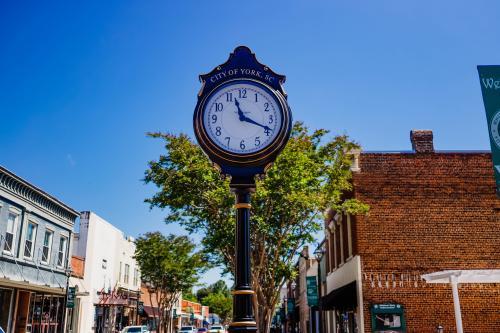 York Clock