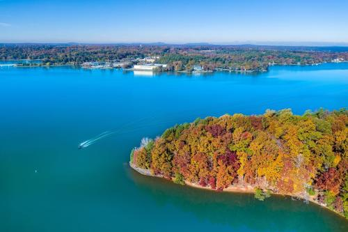 Lake Wylie Fall