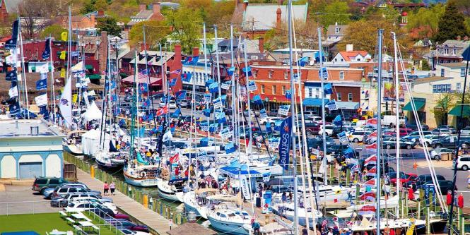 Where to Eat During the 2018 Spring Sailboat Show