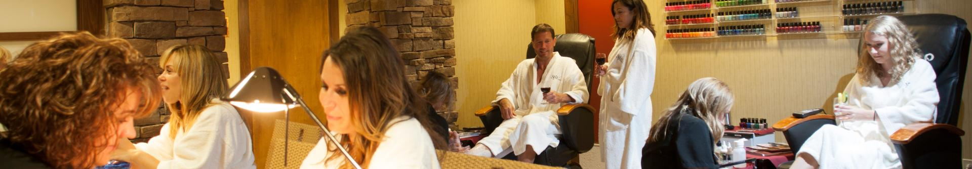 Relax at Bear Creek Mountain Resort