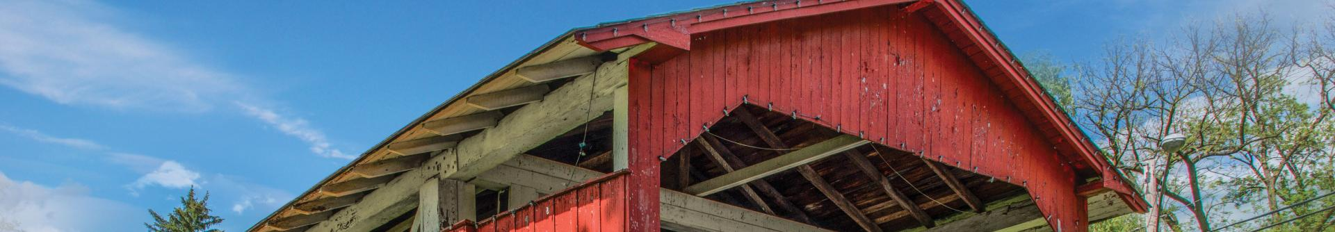 Bogert's Covered Bridge, Lehigh Valley, PA