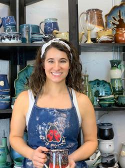 Ellie Kotsianas-Christner Bug Pottery