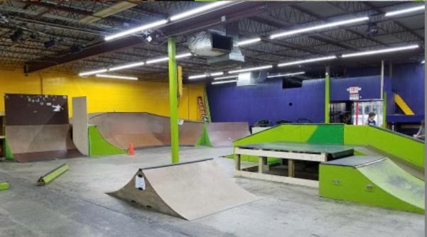 Paradox Indoor Skatepark