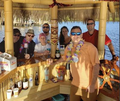 Cruisin' Tiki in Daytona Beach