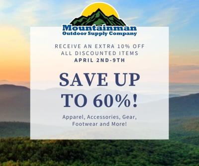 Mountainman Sale
