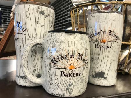 Rise'n Roll mugs