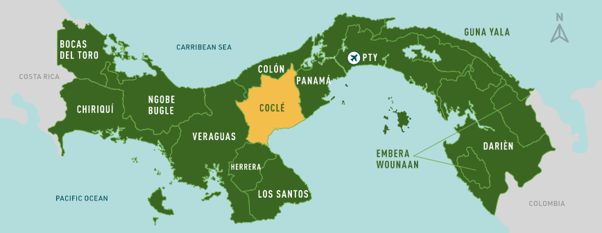 Cocle map
