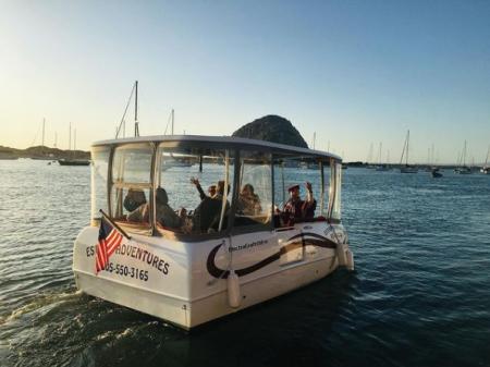 electric boat- Estero Inn Image