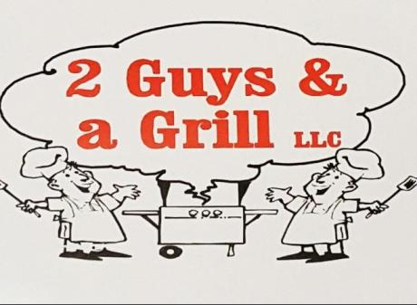 2 Guys and a grill food truck