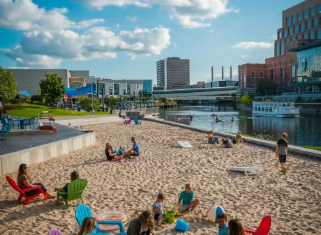 Rotary Park - Beach