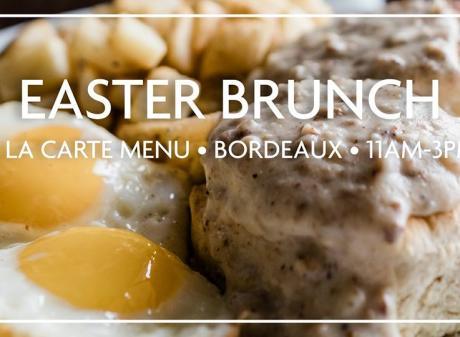 Easter Brunch Bordeaux