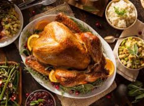 Thanksgiving Buffet Capital Prime