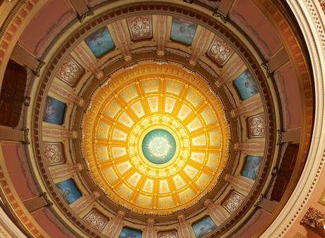 State Capitol Dome