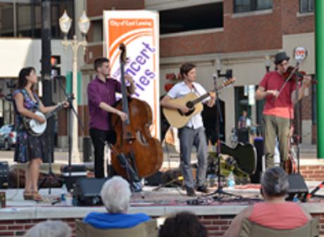East Lansing Summer Concert Series