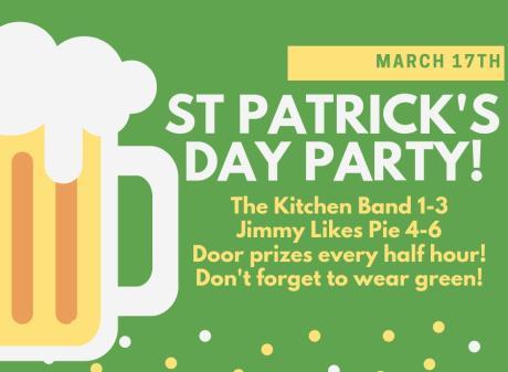 EagleMonk St. Patrick's Day Party