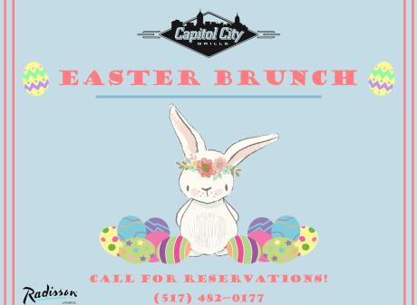 Easter Brunch Capitol City Grille