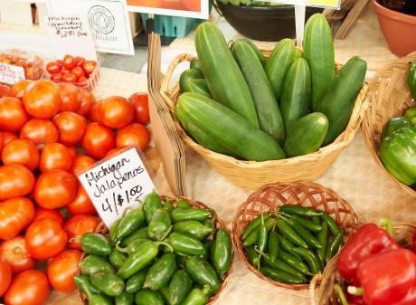 Greater Lansing Farmers Markets