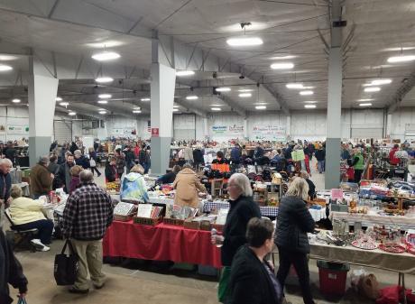 Great Winter Garage Sale Ingham County Fairgrounds