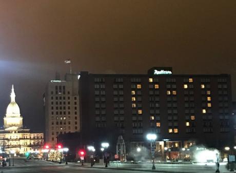 Love Lansing Spirit at Radisson Hotel Lansing
