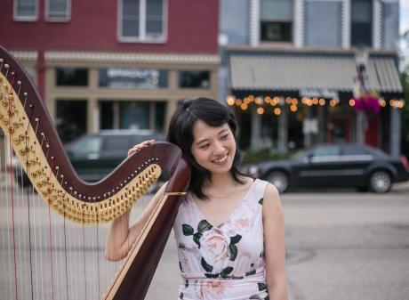 Heartwarming Harp - Valentine's Day