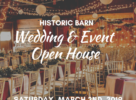 Historic Barn Open House Woldumar