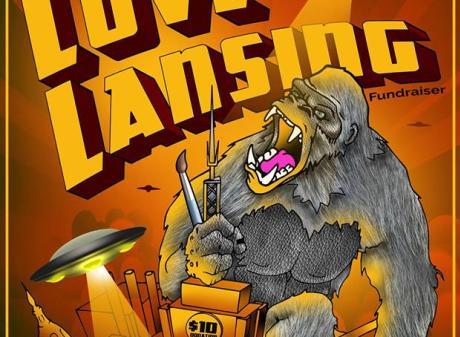Love Lansing Party for Lansing Schools Art Education