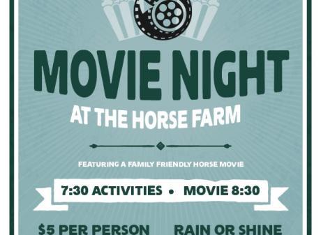 MSU Movie Night at the Horse Farm