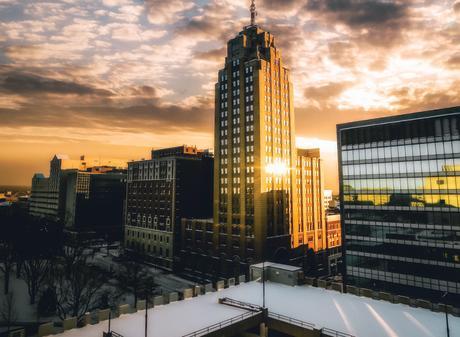 Downtown Lansing - Skyline