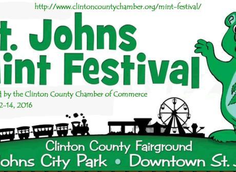 St. Johns Mint Festival