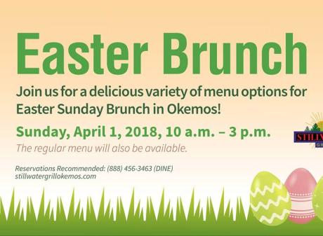 Stillwater Brunch Easter