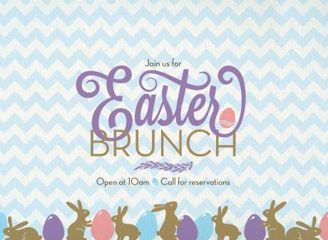 Troppo Easter Brunch