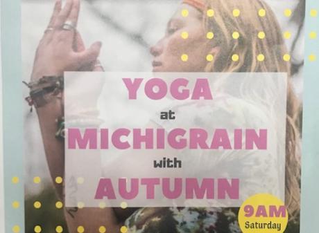 Saturday Lotus Yoga with Autumn
