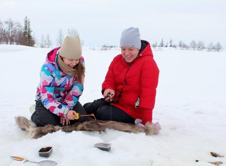 Youth Ice Fishing Derby
