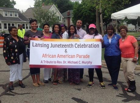 Lansing Juneteenth Celebration & African American Parade