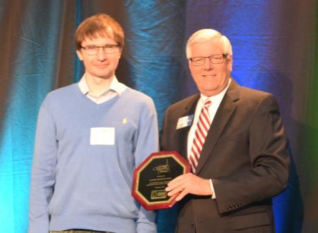 2017 GLCVB Community Champion Alexei Bazavov, Ph. D.
