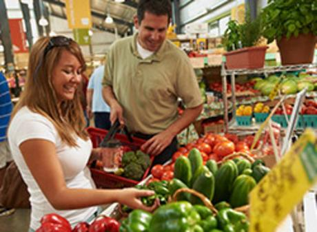 Farmers Market Summer