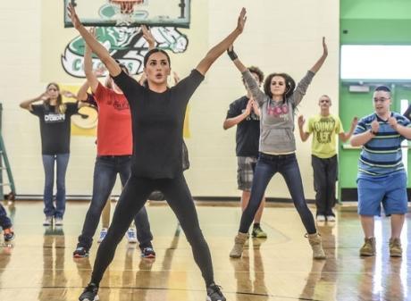 Parsons Dance Sensory Friendly Program