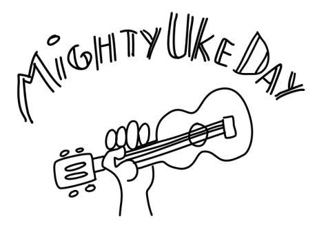 Mighty Uke Day 8