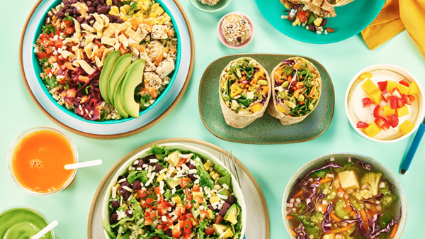 freshii fast-casual restaurant serving superfoods and health food trends visit frisco, tx