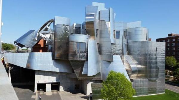 Frederick R. Weisman Art Museum building