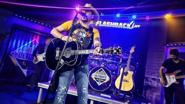 The Ultimate Aldean and Luke Bryan Tribute will be joined by Split Rail on Sept. 12.